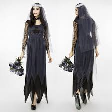 online get cheap gothic halloween wedding dresses aliexpress com