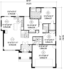 prairie style house plan 3 beds 2 00 baths 1637 sq ft plan 25 4460