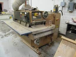 Woodworking Machinery Auctions Canada by Deronde Sales Inc