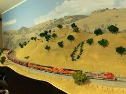 Plans To Build A Wooden Toy Train build a model railroad modelrailroader com