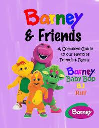 barney u0026 friends counting priviledge bookemon