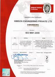 bureau veritas mumbai office himson engineering pvt ltd