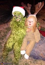 Grinch Halloween Costume Grinch Dog Max Costume Photo 4 5