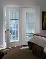odl glass door window treatment enclosed door blinds photo gallery