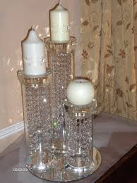 glass candle holders tags candle holder ideas diy lighting
