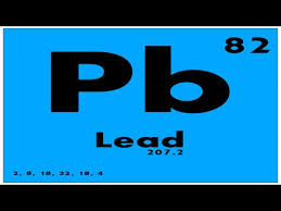 element 82 periodic table study guide 82 lead periodic table of elements youtube