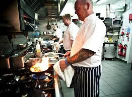 ots de cuisine are you the chef de partie at langs of longton on the spot