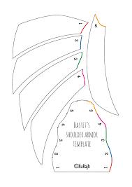 14 mandalorian armor template 25 best ideas about future