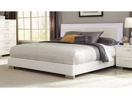 Low Profile Bed Frame King Coaster Felicity 203500ke King Low Profile Bed With Led Backlight