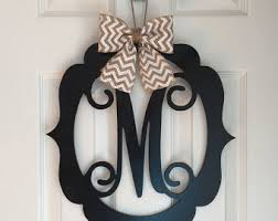 door decorations door decor etsy
