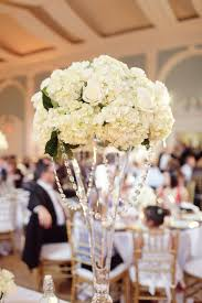 Wedding Centerpieces With Crystals by 39 Best White And Blush Wedding Centerpieces Candelabras Images On