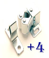Magnetic Catches For Kitchen Cabinets 10x Heavy Duty Cupboard Cabinet Door Magnetic Catch Latch Home