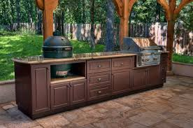 Outdoor Kitchen Cabinets Gencongresscom - Outdoor kitchen cabinets polymer