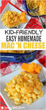 Easy Macaroni Cheese by Kid Friendly Easy Homemade Mac And Cheese Recipe Living Well Mom