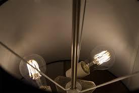 Light Bulb Ceiling Light A19 Led Bulb 60 Watt Equivalent Led Filament Bulb Dimmable