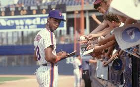 Doc Gooden Ex 1986 Mets - the high price of hard living
