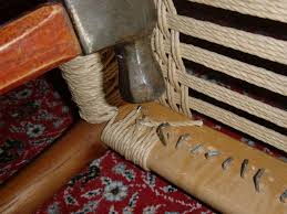 restoring a danish cord seat on a moller chair the customer