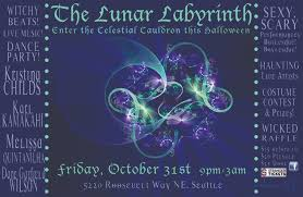 wicked halloween tickets the lunar labyrinth journey into the celestial cauldron this