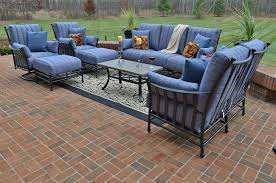 deep seating patio furniture sets gallery gyleshomes com
