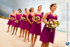 fuschia bridesmaid dress fuschia and grey wedding theme search wedding