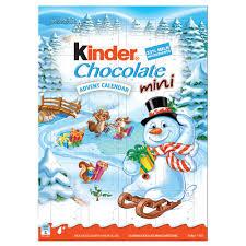 where can i buy a calendar buy kinder advent calendar chocolates 144g online at countdown co nz