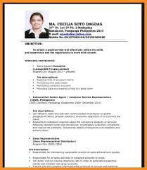 sle resume for fresh graduate accounting in malaysia kuala sle resume for fresh graduate singapore