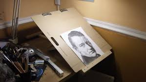 Inexpensive Drafting Table How To Make An Inexpensive Table Top Drawing Board Http