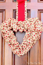 ideas u0026 additional instructions for original burlap wreath duke