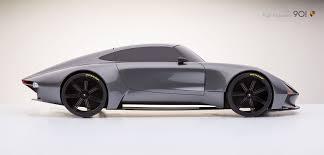 porsche concept cars this porsche 901 concept will leave you drooling autoevolution