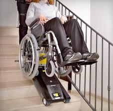 wheelchair stair climber folding jolly standard tgr