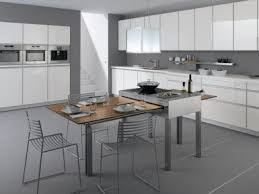 modern kitchen island table cooking table from alno the kitchen island