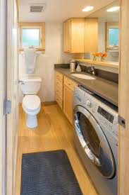 Laundry Room In Bathroom Ideas Laundry Room Chic Bathroom Laundry Ideas For Small Spaces