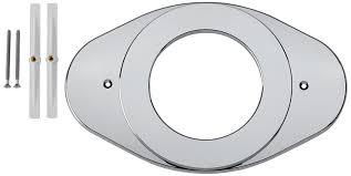 Delta Shower Faucet Handle Delta Faucet Rp29827 Shower Renovation Cover Plate Chrome Tub