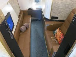 Etihad A380 The Residence Assessment New York Jfk U2013 Abu Dhabi Etihad First Class Residence