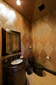 fancy half bathrooms bathroom ideas brown small concept tile fancy half bathrooms