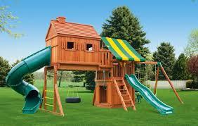 Big Backyard Design Ideas Big Backyard Playsets Exterior Gorilla Playsets For Playground