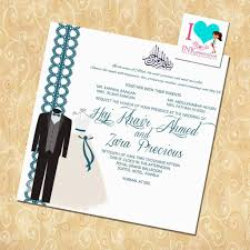 Wedding Invitation Cards Templates Free Download Muslim Wedding Invitation Cards Designs Free Download Archives