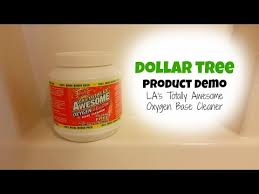 la s totally awesome all purpose cleaner dollar tree product demo la s totally awesome oxygen base