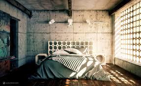 apartments beautiful industrial bedroom design ideas home