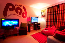 bedroom handsome gamers room this used story board gamer gaming