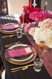 Valentine S Day Wedding Table Decorations