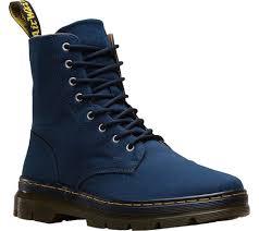 steel blue womens boots nz dr martens shoes dr martens combs 8 eye boot indigo