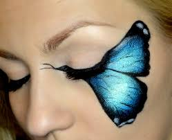 butterfly inspired makeup by aniqua edit makeup and nail art