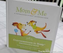 recordable photo album giveaway hallmark recordable me book