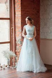 aquamarine wedding blue wedding dress glenny light wedding