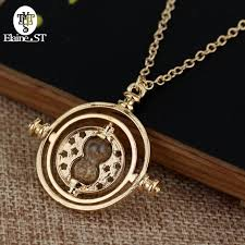 hermione necklace images Wholesale hot sale time turner necklace hermione granger rotating jpg