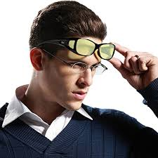blue light prescription glasses duco optiks ergonomic advanced computer gaming wear over