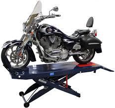 Motorcycle Lift Table by Motorcycle Lift Table With Wheel Vise Tools Usa