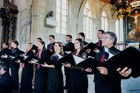 chœur de chambre de namur 19h00 les festivals de wallonie