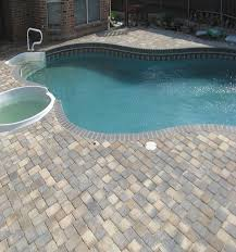 modern pool deck pavers how to install a pool deck pavers on a